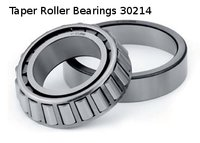 Taper Roller Bearings 30214