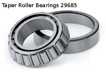 Taper Roller Bearings 29685