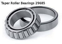 Taper Roller Bearings 29685
