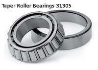 Taper Roller Bearings 31305