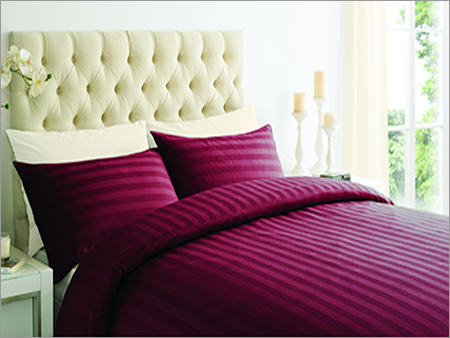 Maroon Color Bed Sheet