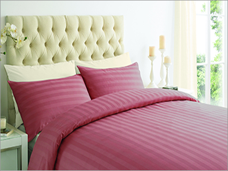 Peach Color Bed Sheet