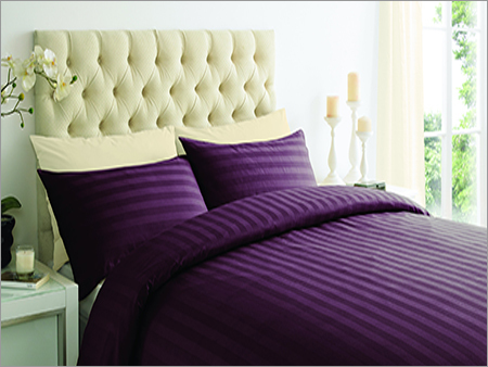 Plum Color Bed Sheet