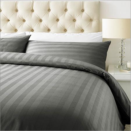 Steel Grey Color Bedding Fabrics