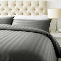 Steel Grey Color Bedding Fabrics