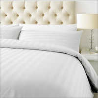 White Color Bedding Fabrics