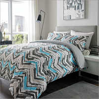 Brushed Chevron Bed Sheets