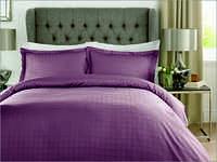 Checks Winew Bed Sheet