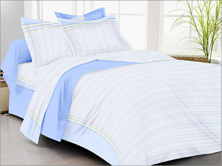 Plain White Cotton Bed Sheets