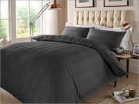 Fancy Black Bed Sheet