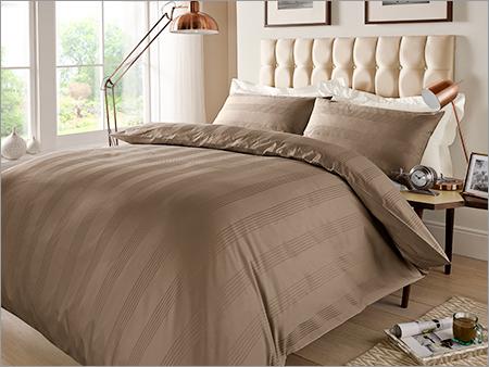 Stripe Deep Taupe Bed Sheet