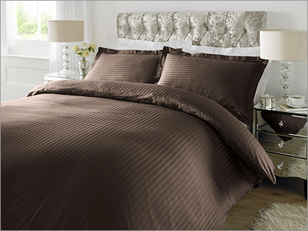 Chocolate Color Plain Bed Sheet