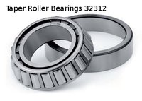 Taper Roller Bearings 32312