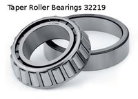 Taper Roller Bearings 32219