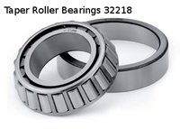 Taper Roller Bearings 32218