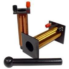 Induction Coil Demonstration