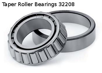 Taper Roller Bearings 32208