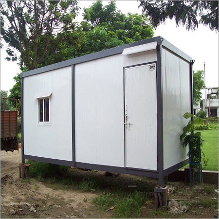 Prefabricated Buildings and Structures