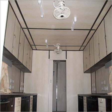 Prefabricated Bunk House