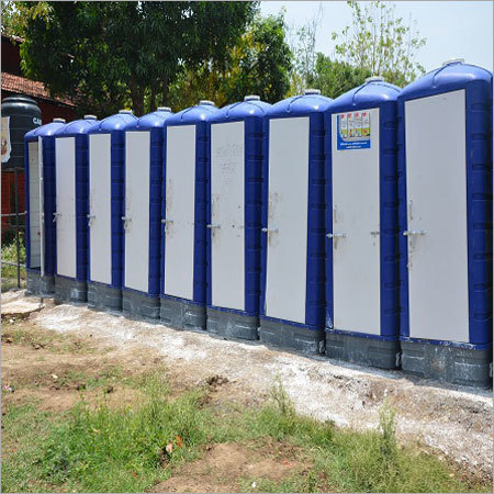 Outdoor Prefabricated Portable Toilet