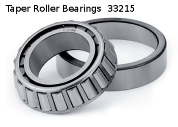 Taper Roller Bearings 33215