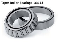 Taper Roller Bearings 33115