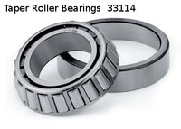 Taper Roller Bearings 33114