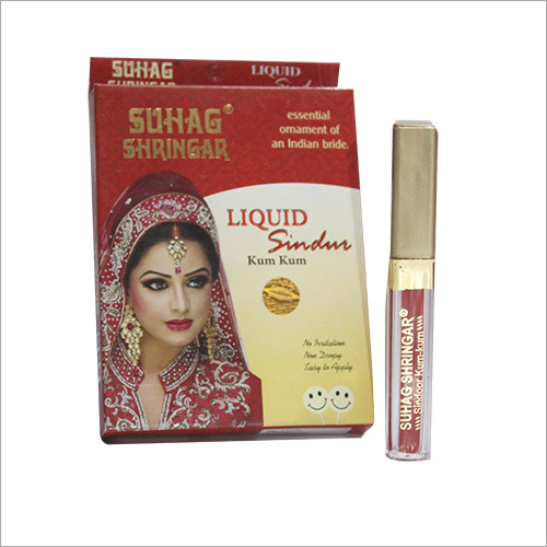 Red Liquid Sindoor