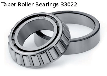 Taper Roller Bearings 33022