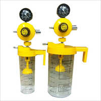 Vacuum Regulator Jar