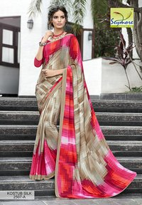 Attractive Designer Saree