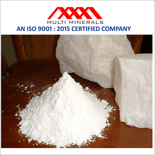 Rigid PVC Pipes Grade Calcite Powder