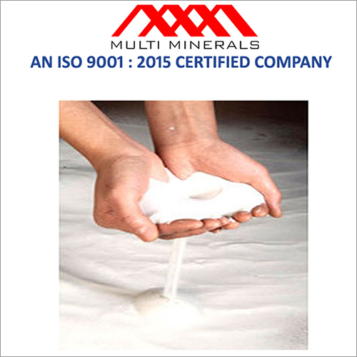 Ceramics Grade Silica Powder