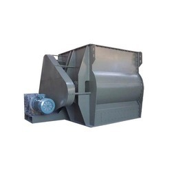 Single Shaft Paddle Mixer Machine