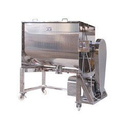Double Shaft Ribbon Mixer Machine