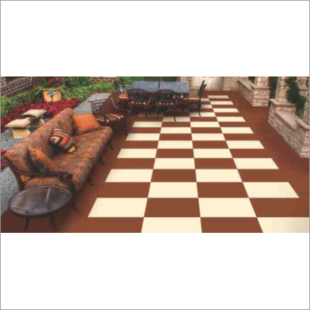300 x 300 mm Double Charge Vitrified Tile