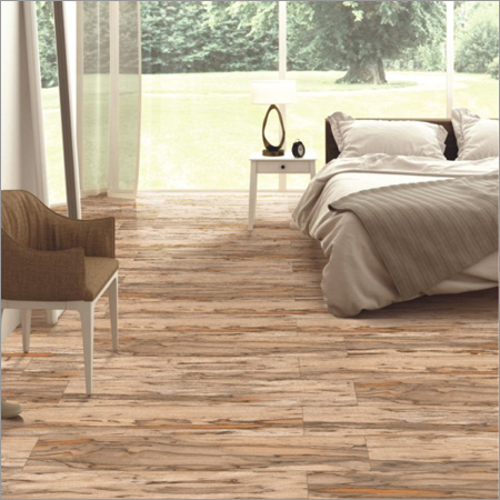 195 x 1200mm Vitrified Floor Tiles