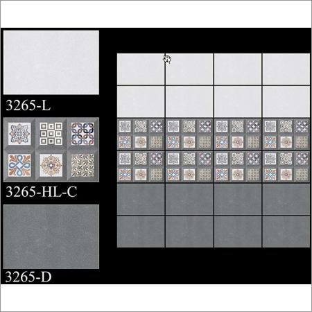 250 x 375 mm Designer Digital Wall Tiles