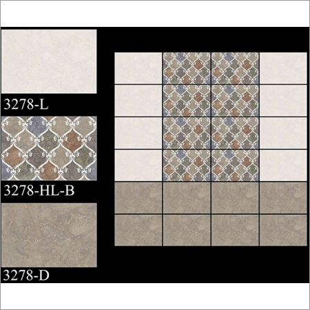 250 x 375 mm Ceramic Wall Tiles