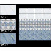 250 x 375 mm Glossy Series Digital Wall Tiles