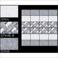 250 x 375 mm Digital Wall Tiles For Bathroom
