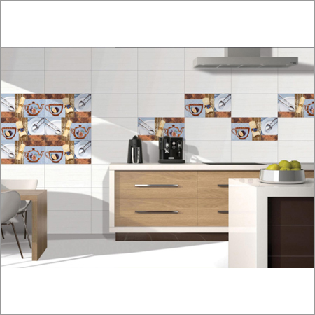 300 X 600 Mm Modular Kitchen Digital Wall Tiles 300 X 600 Mm Modular Kitchen Digital Wall Tiles Manufacturer Supplier Trading Company Morbi India