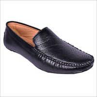 Adler Men's Black Color Shoes