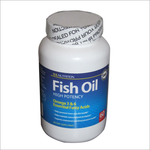 Fish Oil High Potency