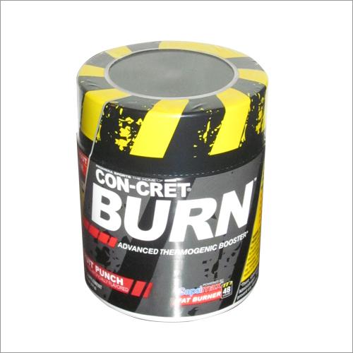 Con-Cret Burn