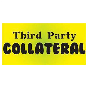 Third Party Collateral Security Services
