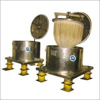 Lifting Bag Type Centrifuge Machine