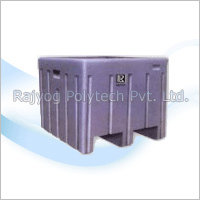Plastic Pallet Containers (Two Way)