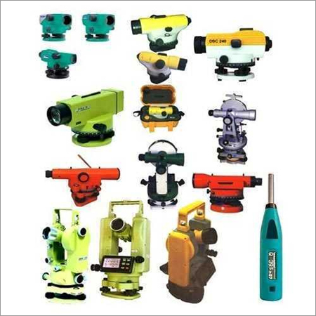 Construction Survey Equipment