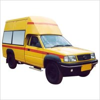 Customized Food Van
